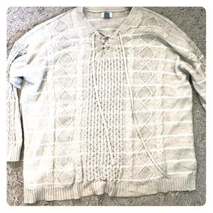 Old Navy Sweater: Oversized
